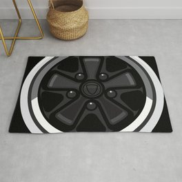 Wheel Design Retro Fuchs Felge Rug