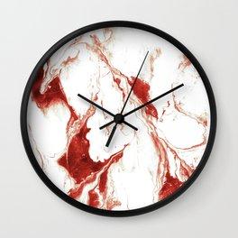 Abstract #13 Wall Clock