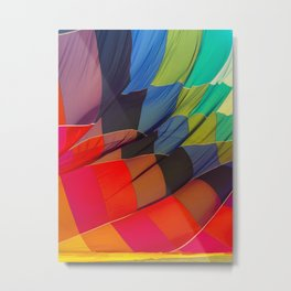 Brighten up and away your day Metal Print