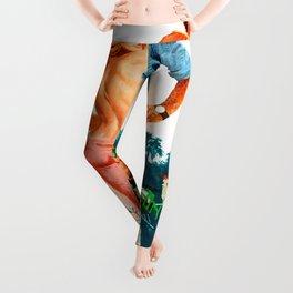 Gator Movie Poster Leggings