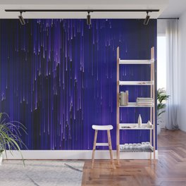 Meteor Shower Wall Mural
