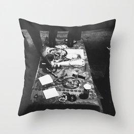 SW.BN. Throw Pillow