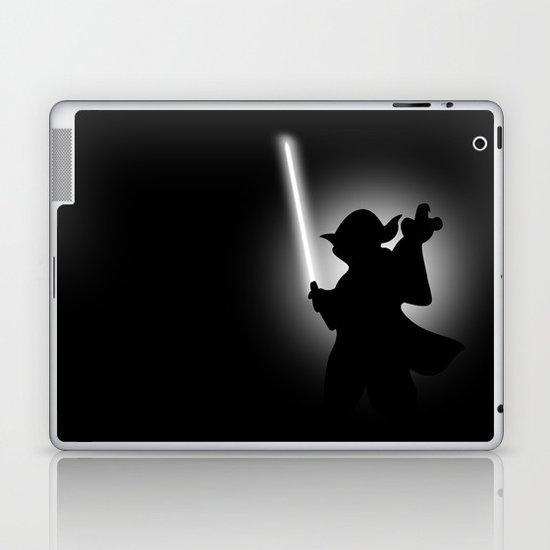 YODA'S DARK SIDE Laptop & iPad Skin