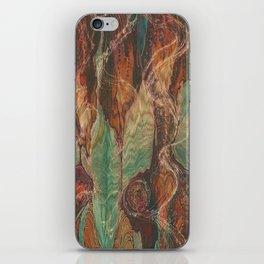 Ecstatic Pelvis (Meat Flame) iPhone Skin
