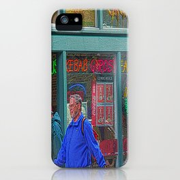 Gyros of Seattle iPhone Case
