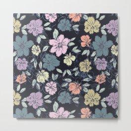 Summery flowers Metal Print