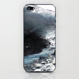 Glacier flow | landscape iPhone Skin