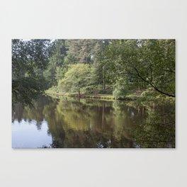 Summer Reflections - 4 Canvas Print