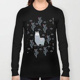 Alpaca winter Long Sleeve T-shirt
