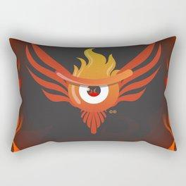 f.eye.nix Rectangular Pillow