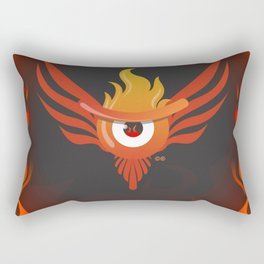 f.eye.nix Rectangular Pillow