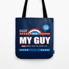 American Debate Tote Bag