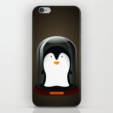 Pickled Penguin iPhone & iPod Skin