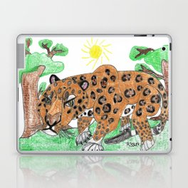 Indian Leopard Laptop & iPad Skin