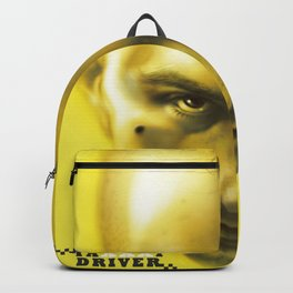 Taxi driver Backpack