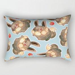 Apple Of My Eevee Rectangular Pillow