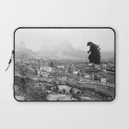 Old Time Godzilla Laptop Sleeve
