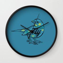 Fly Guy Wall Clock