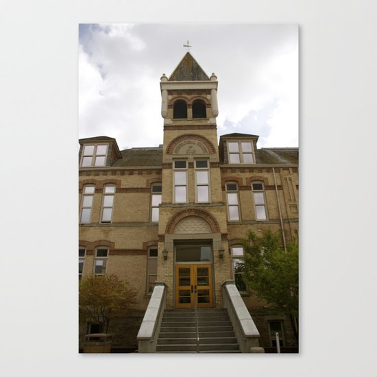 It's Old Main Canvas Print