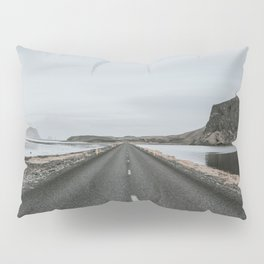 Empty Road - A Love Story Pillow Sham