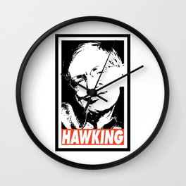 HAWKING Wall Clock
