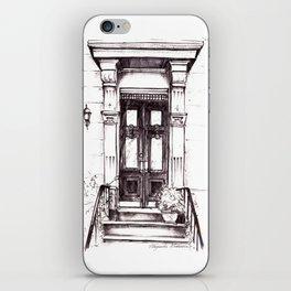 Door # 1 iPhone Skin