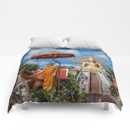 Big Buddha Temple Comforters