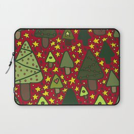 Small Trees Laptop Sleeve