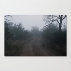 Make Your Way Canvas Print
