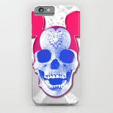 Mickey Mouse Skullface (aka Norman Bates' Dad) Slim Case iPhone 6s