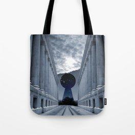 Keyhole to Infinity Tote Bag