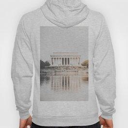 Lincoln Memorial at Dusk Hoody