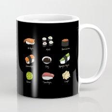 Sushi Days two Coffee Mug