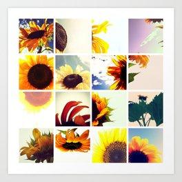 FLOWER 037 Art Print