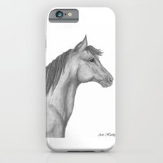 Horse Profile by Ave Hurley Slim Case iPhone 6s