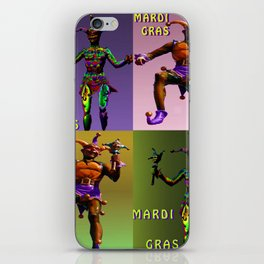 Jus Jestin iPhone Skin