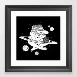 Fantastic Planet Framed Art Print