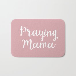 Praying Mama Bath Mat