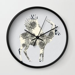 FabCreature · GoBi Wall Clock
