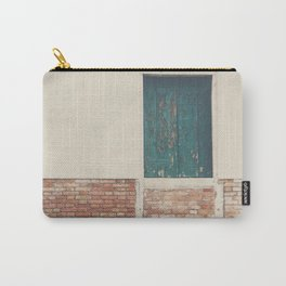 A little pop of color in Venice Carry-All Pouch