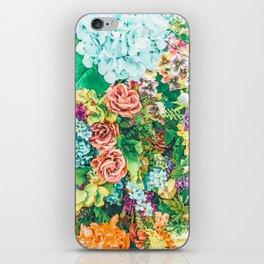 Vintage Garden #digital #nature iPhone Skin