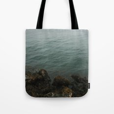 Fog Is In The Air Tote Bag
