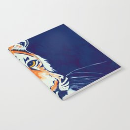 Auburn (Tiger) Notebook