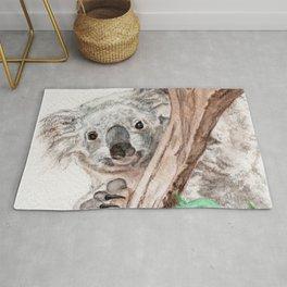 Koala Peek-A-Boo Rug