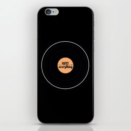 VINIL iPhone Skin