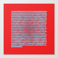 the 100 Canvas Prints featuring 100 by Paco Dozier