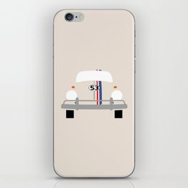 Herbie iPhone Skin