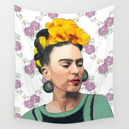 Frida Wall Tapestry