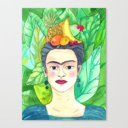 Chiquita Frida Canvas Print