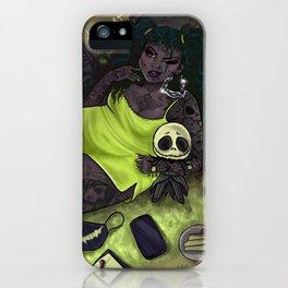 Quarantine Bae 5  iPhone Case